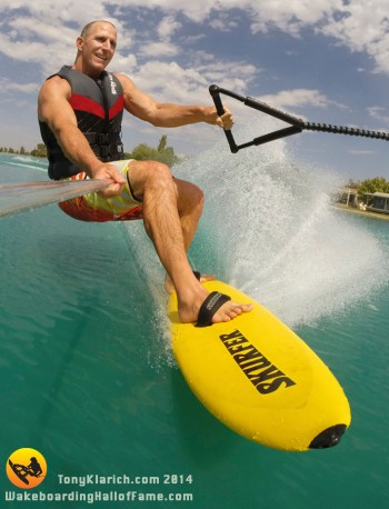 tony klarich wakeboarding hall of fame board of directors WHOF