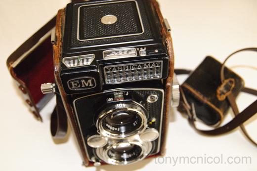 Yashica-Mat EM 80mm f3.5