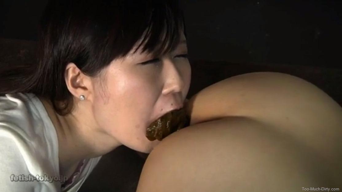 lesbian scat slave