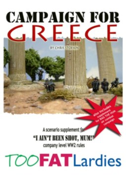 The Campaign for Greece