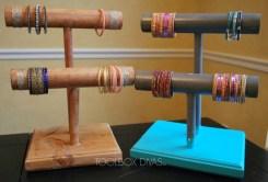 DIY Bracelet Holders