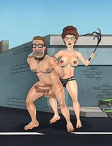 peggy hill hentai animated gif