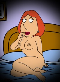 lois griffin anal