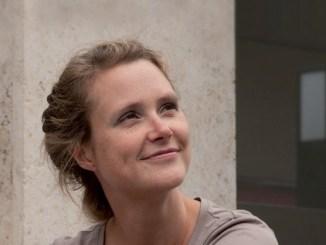 """Anna Barbara Kastelewicz, Konzertmeisterin und künstlerische Leiterin der """"Kulturfestspiele Schlösser und Gärten der Mark"""" - Foto: Achim Kleuker, www.achim-kleuker.de"""