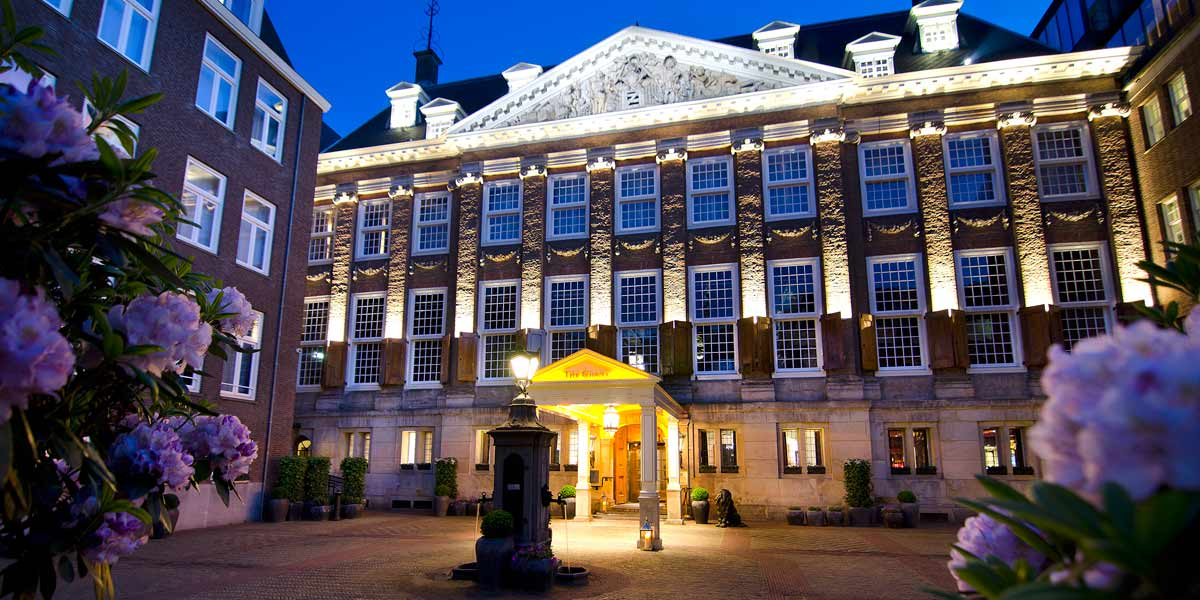 Best Luxury Hotel, Sofitel Legend The Grand Amsterdam, Prestigious Venues