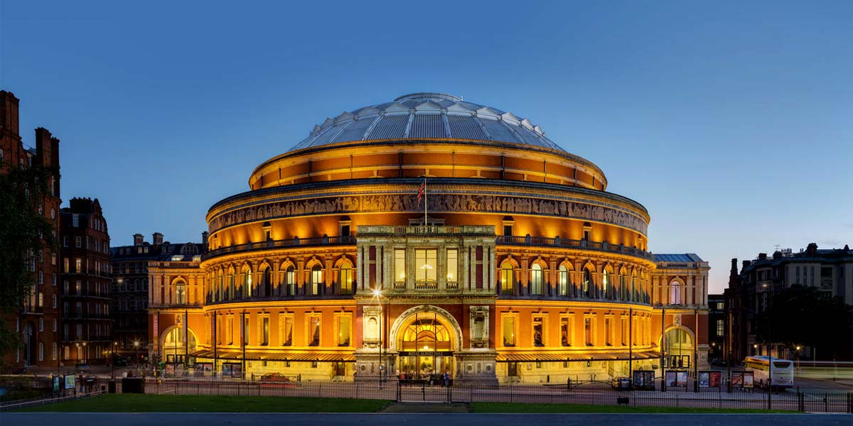 Corporate Event Venue, Royal Albert Hall, Prestigious Venues