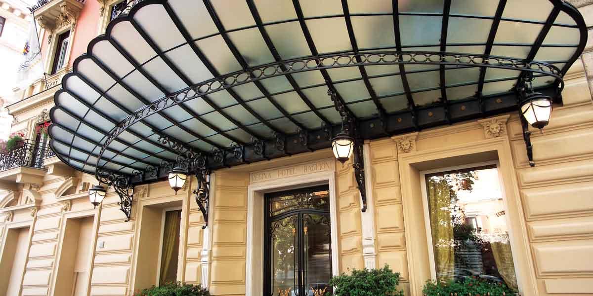 Event Space In Rome, Regina Hotel Baglioni, Prestigious Venues