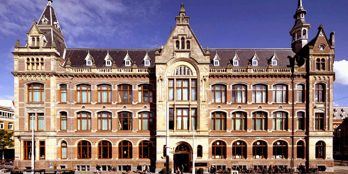 Grand Hotel in Amsterdam, Conservatorium Hotel Amsterdam, Prestigious Venues