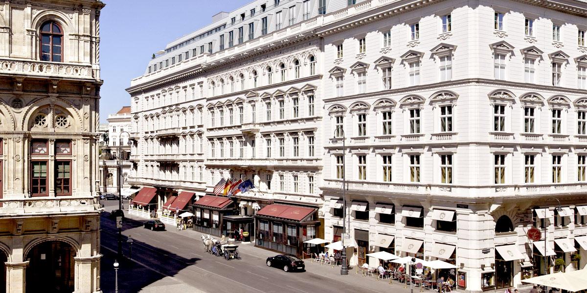 Historic Event Venue, Hotel Sacher Vienna, Prestigious Venues