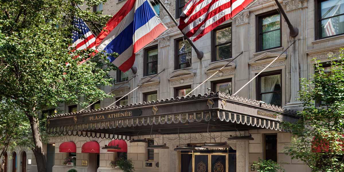 Hotel Venue For Weddings, Hotel Plaza Athenee New York, Prestigious Venues