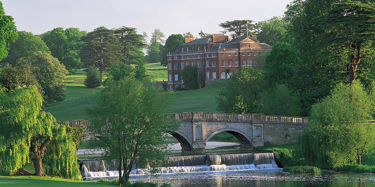 Luxury Country Estate Venue, Brocket Hall Park, Prestigious Venues