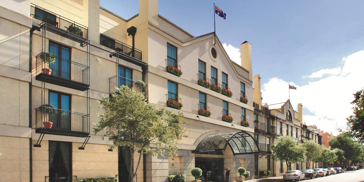 Luxury Hotel In Sydney For Events, Langham Hotel Sydney, Prestigious Venues