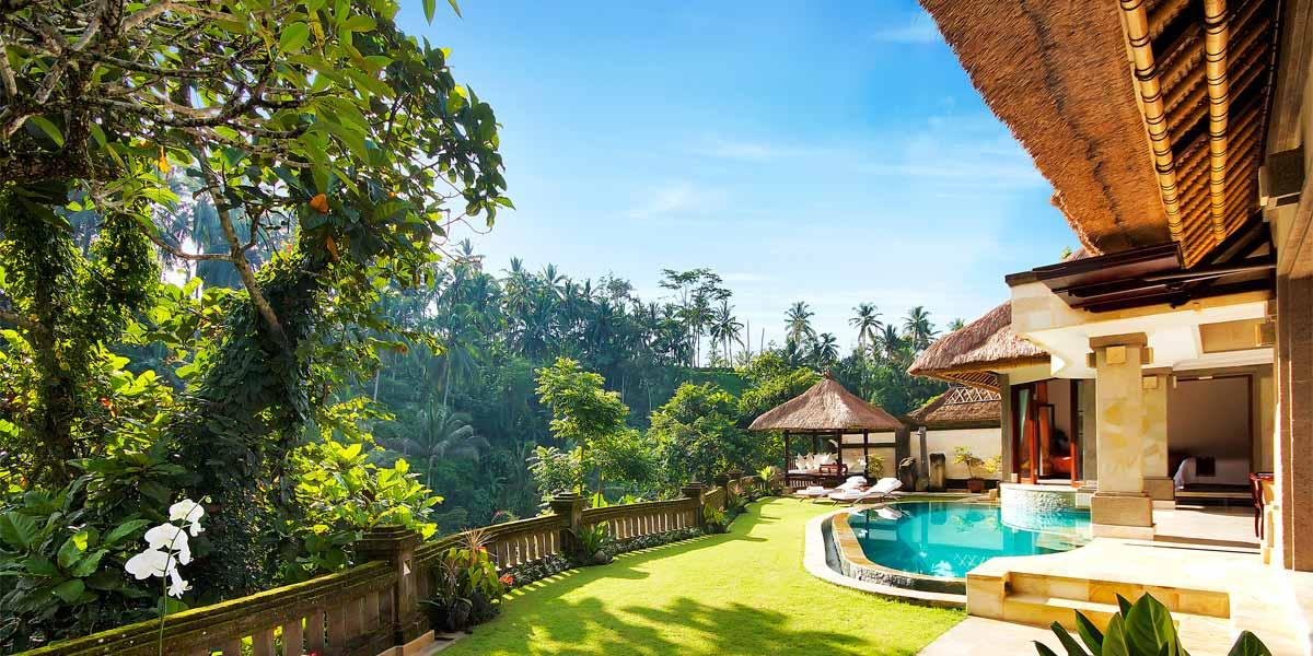 Outdoor Villa Venue, Viceroy Bali, Prestigious Venues