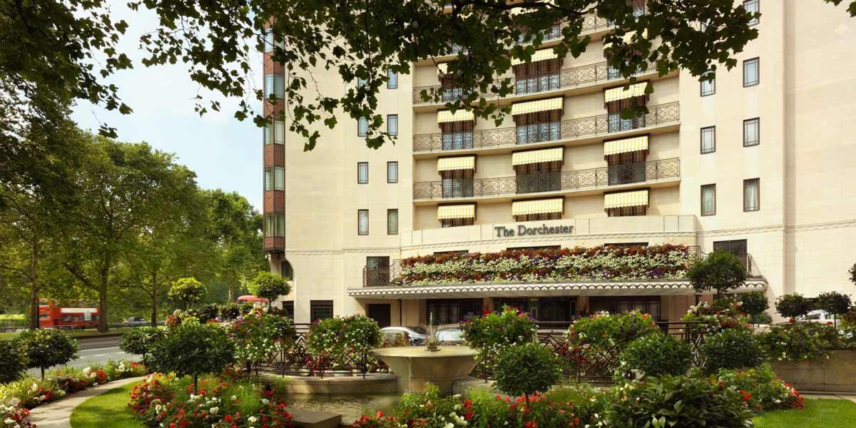Park Lane Luxury Hotel, The Dorchester, Prestigious Venues