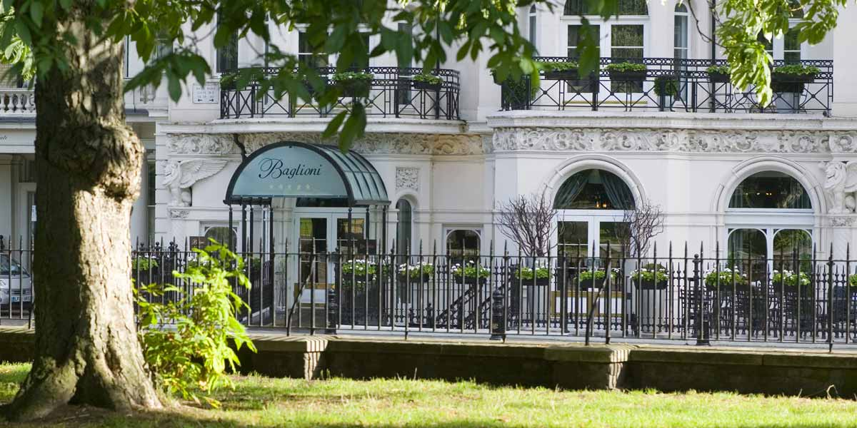 Top Hotel In Kensington With Event Space, Baglioni Hotel London, Prestigious Venues