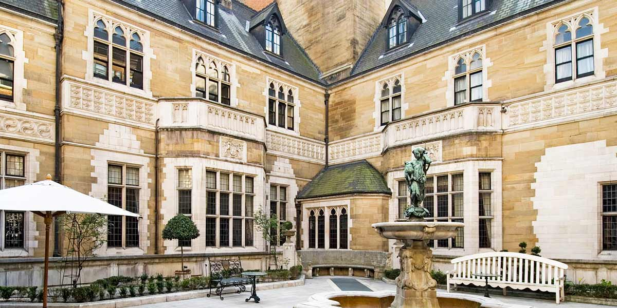 Venue In The City For Meetings, Merchant Taylors Hall, Prestigious Venues