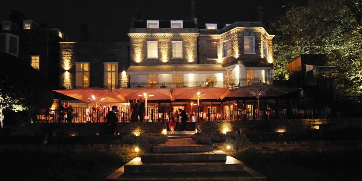 Venue in Richmond For Anniversaries, The Bingham, Prestigious Venues