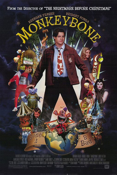 #6B Box Office Bust: Monkeybone