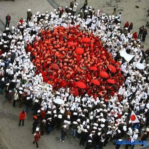 Japao top 10 paises mais populosos do mundo