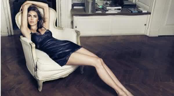 hilary  rhoda entre as modelos mais bem pagas do mundo