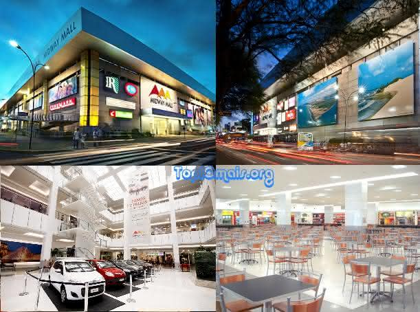 midway mall um dos maiores do brasil
