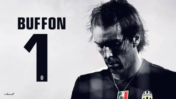 Gianluigi Buffon com um dos maiores salarios