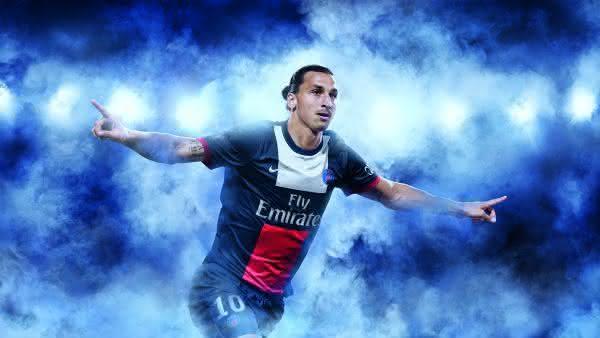 Zlatan Ibrahimovic entre os mais bem pagos jogadores