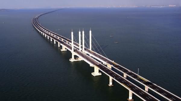 Ponte da baía de Jiaozhou