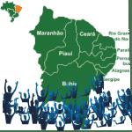 Top 10 maiores torcidas da região nordeste do Brasil