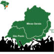 Top 10 maiores torcidas da região Sudeste do Brasil