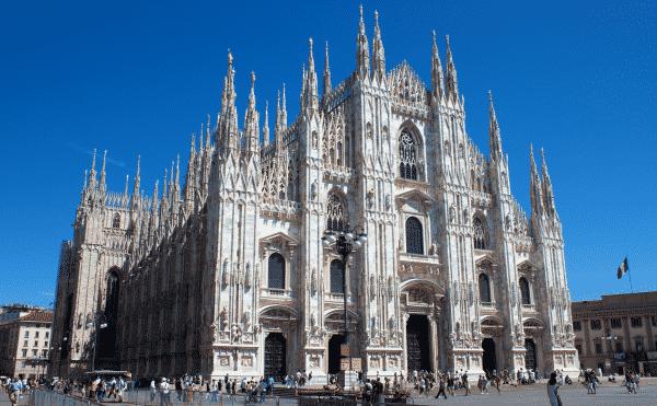 catedral de milao
