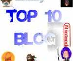 top 10 blogs mais acessados do Brasil