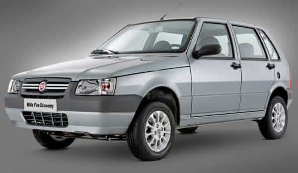 uno um dos carros mais vendidos do brasil