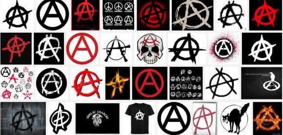 Simbolos da anarquia