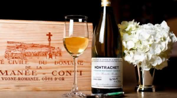 Domaine de La Romanee-Conti Montrachet Grand Cru