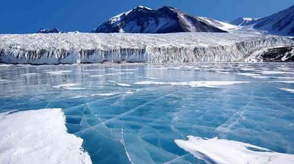 antartida continente mais frio do mundo