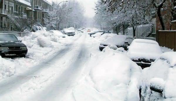 canada inverno