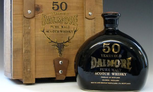 dalmore 50 anos whiskys mais caros do mundo