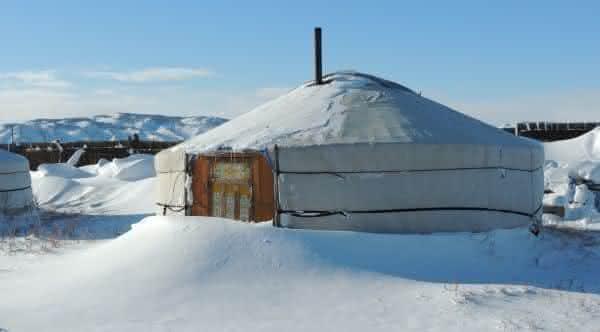 mongolia frio