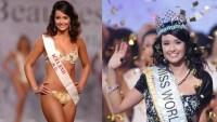 Top 10 países com mais vencedoras no Miss Mundo