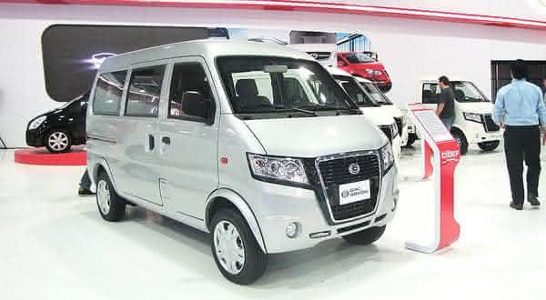 91570822814 Gonow Way um dos carros mais baratos do mundo
