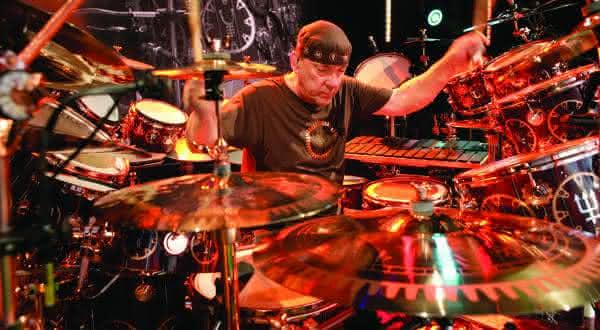 Top 10 melhores bateristas de todos os tempos