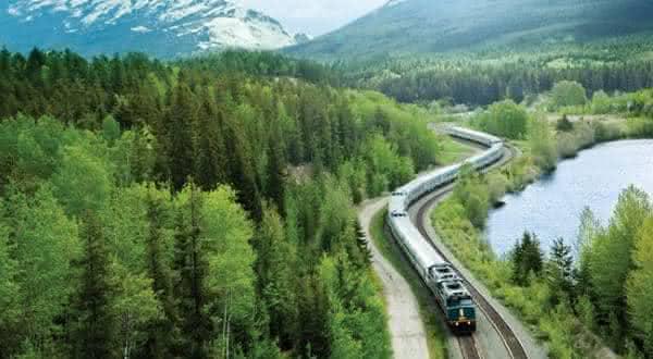 Top 10 rotas de trens mais longas do mundo