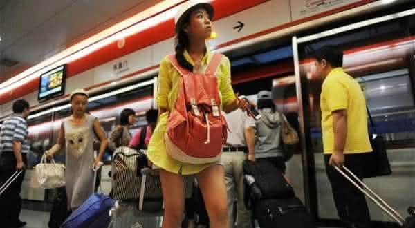 Beijing entre os maiores sistemas de metro do mundo