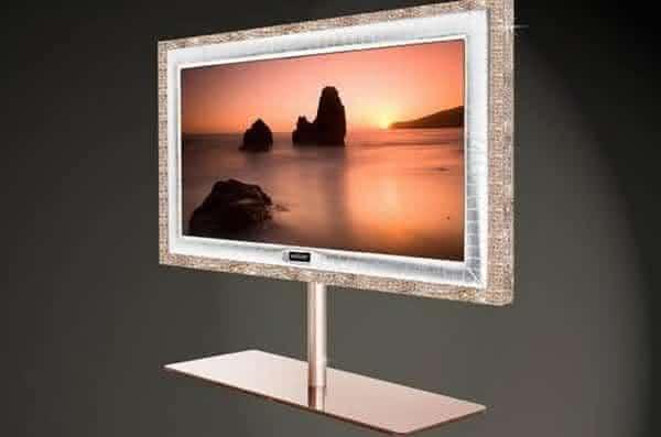 Stuart Hughes Prestige HD Supreme Rose Edition  entre os televisores mais caros do mundo