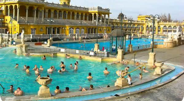 Gellert Thermal 2 entre as piscinas mais caras do mundo