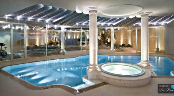 Lev Leviev 2 entre as piscinas mais caras do mundo