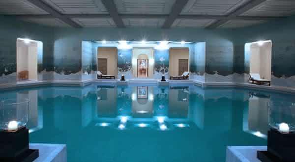 Umaid Bhavan Palace entre as piscinas mais caras do mundo