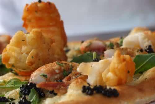 Louis XIII 2 pizza Pizza pizzas mais caras do mundo