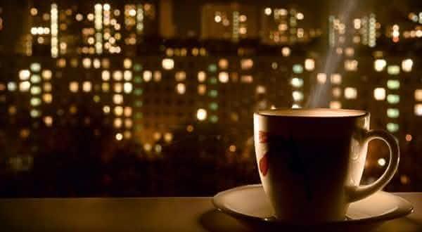 cafe coisas que voce nunca deve fazer antes de dormir